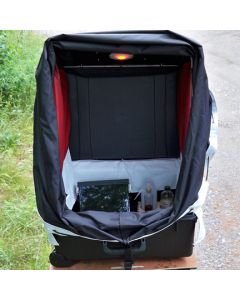 Portable Darkroom, Whole Plate