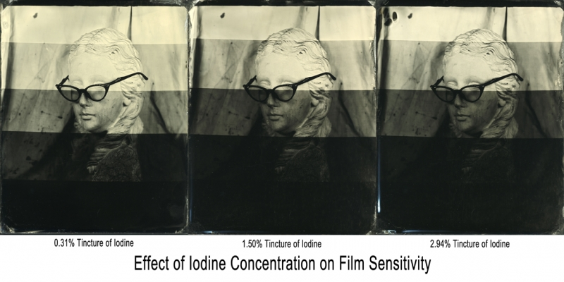 Collodion Ripening