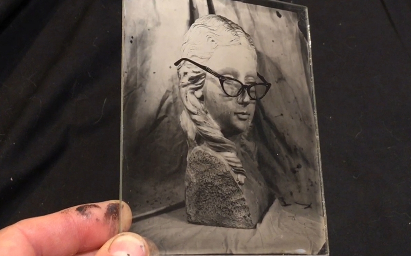 Making Ambrotypes