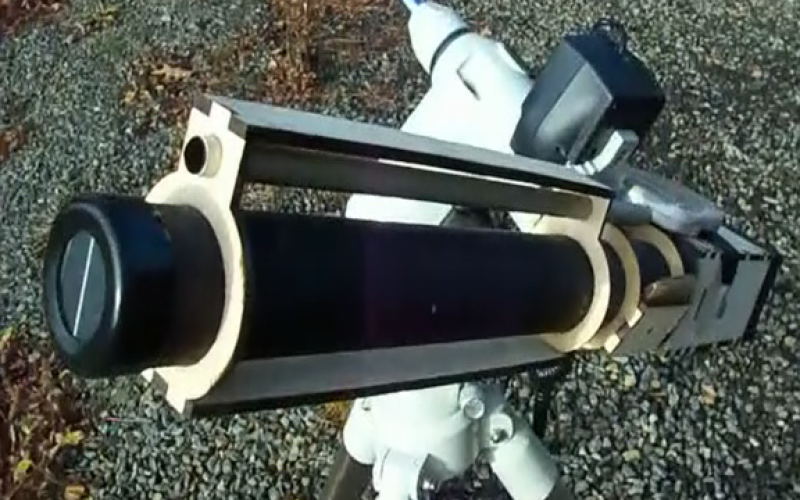 Capturing Solar Spectra on Collodion Film