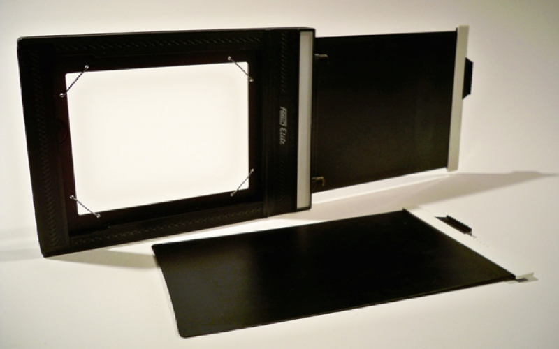 Using Modified Sheet Film Holders